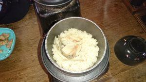 稲取 金目釜飯