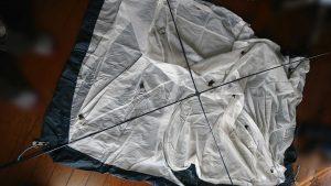 クロノスドーム2型test設営